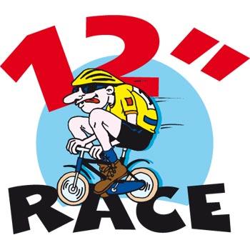 12 inch Race