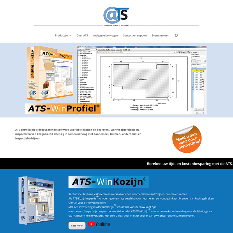 ATS-software