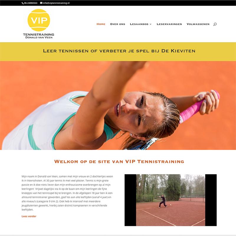 VIP_tennistraining